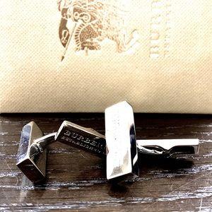 Burberry cuff links